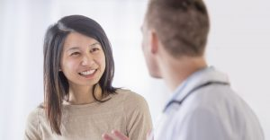 Workforce-Solutions-Group-Personal-Coaching-300x156 A woman is at the doctor's office and is getting good